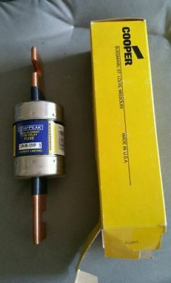 Cooper Bussmann LPN-RK-225SP Low-Peak Dual Element Time Delay Fuse