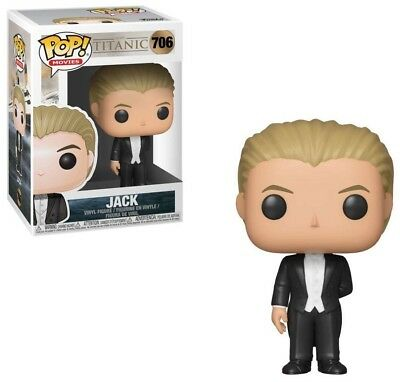 Funko PoP! Movies Titanic Jack #706