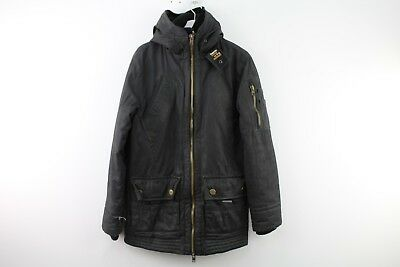 Mens Superdry Limited Vintage Wax jacket size M stock No.S442