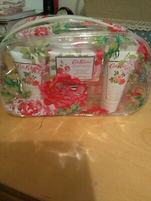 Cath kidston Bath And Body Giftset