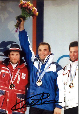 Olympiasieger 1998: Jean-Luc Cretier FRA