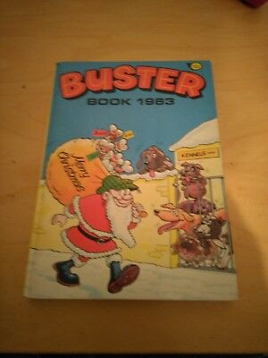 Buster Annual 1983