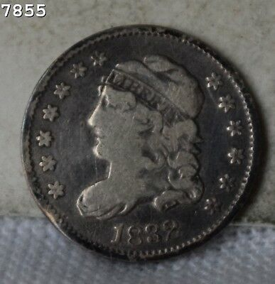 1832 Capped Bust Half Dime *Free S/H After 1st Item*