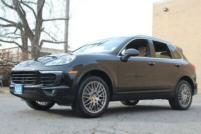 """2016 Porsche Cayenne AWD P1,PANO ROOF,20"""" RS SPYDER WHEELS,BOSE SYSTEM, HEATED & VENTILATED SEATS, NAVIGATION, REAR CAMERA, POWER LIFTGATE, LANE CHANGE"""