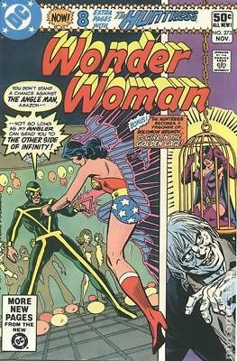 Wonder Woman (1st Series DC) #273 1980 GD/VG 3.0 Stock Image Low Grade