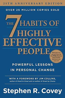 The 7 Habits of Highly Effective People: Powerful Lessons Personal Chan in [PDF]