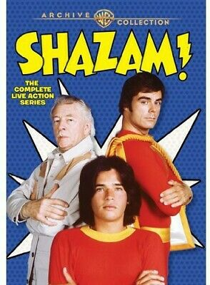 Shazam: The Complete Live-Action Series Dvd - Shazam: The Complete Live-Action S