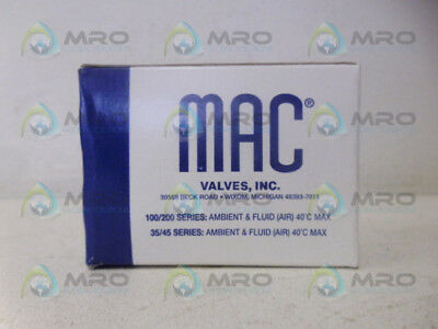 Mac Pme-611Da Pneumatic Valve *new In Box*
