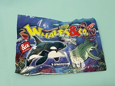 DeAgostini Whales & Co. Maxxi Edition 1 x  Booster / Tüten Wale