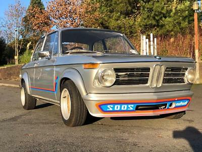 BMW 2002, 1972 With Turbo Styling, MOT and Tax Exempt