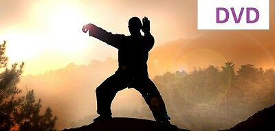 A great simple beginners training guide, easy learn the art of tai chi on dvd