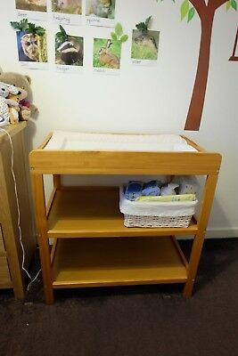 Mothercare Baby Changing Table Unit