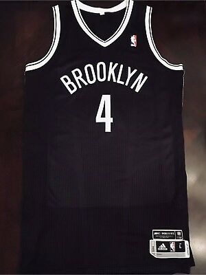 25ec16f2dc4 ... where to buy authentic adidas shawn carter jay z carter 4 brooklyn nets  nba jersey size