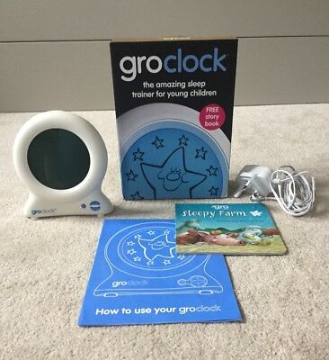 The Gro-Group Gro-clock Sleep Trainer HJ008