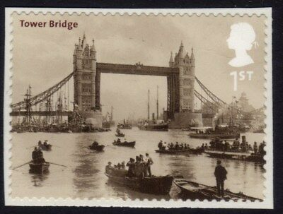 GB 2002 Bridges of London Booklet Stamp SG 2314 MNH