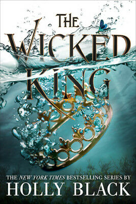 ( E-Book) The Wicked King by Holly Black  (2019)