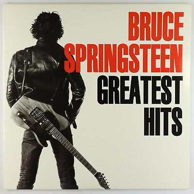 Bruce Springsteen - Greatest Hits 2xLP - Columbia VG++