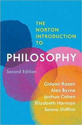[PDF] The Norton Introduction to Philosophy Second Edition by Gideon Rosen