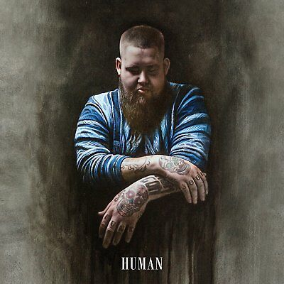 "Rag n Bone Man ~ Human ~ NEW CD Album 2017  Debut Album ~  Rory Graham  ""Skin"""