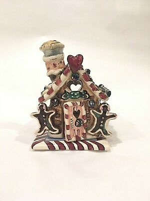 Blue Sky Clayworks Heather Goldminc Gingerbread House