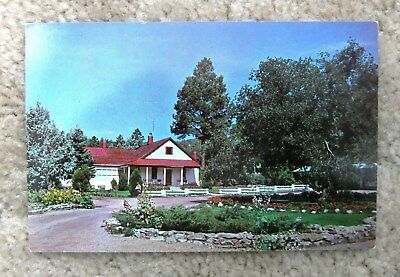 Vintage Ranch Home Of The Manager Glorieta Baptist Assembly New Mexico Nm