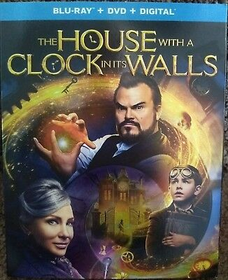 The House With A Clock In Its Walls BluRay/DVD/Digital