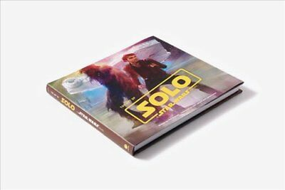 The Art of Solo A Star Wars Story by Phil Szostak 9781419727450 (Hardback, 2018)