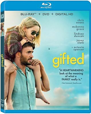 Gifted: DIGITAL HD CODE only (No Blu-ray or DVD discs)