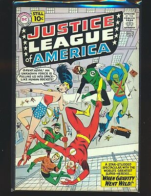 Justice League of America # 5 - 1st Dr. Destiny VG+ Cond.