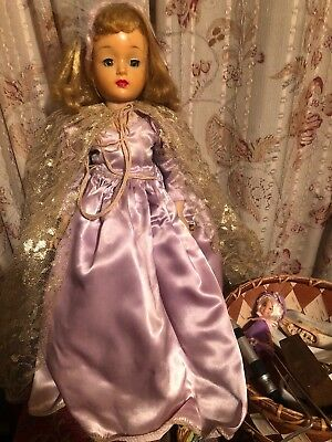 RARE Vintage Madame Alexander Elise Doll as Walt Disney's Sleeping Beauty 1959