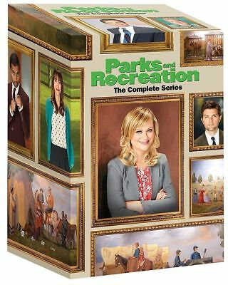 NEW Parks and Recreation:The Complete Series season 1-7 DVD 2015 20-Disc Box Set
