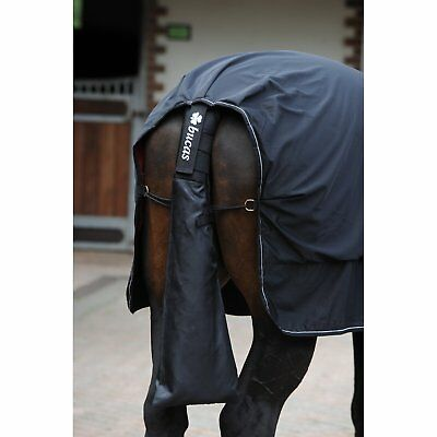 Bucas Protector And Bag Unisex Horse Care Tail Guard - Black One Size