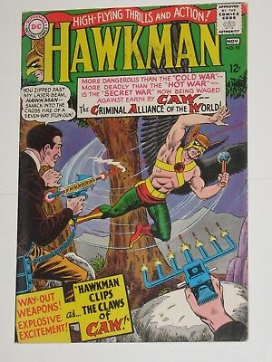 Hawkman Comic Issue No. 10