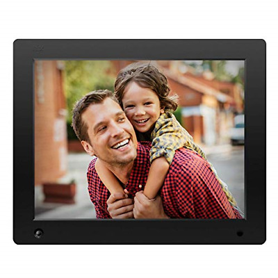 NIX Advance Digital Photo Frame 12 inch X12D. Electronic Photo Frame USB Digital