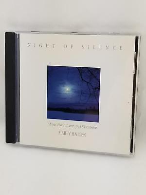 Night of Silence Music for Advent and Christmas Marty Haugen CD 1995 Gia