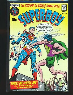 Superboy # 173 - Neal Adams cover Fine/VF Cond.