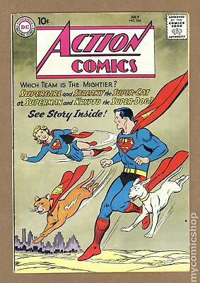 Action Comics (DC) #266 1960 VG/FN 5.0