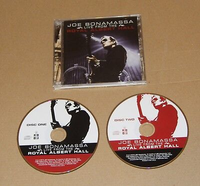 Joe Bonamassa - Live From The  Royal Albert Hall, 2 x CD Album U.S.A. 2010 Ex/Ex