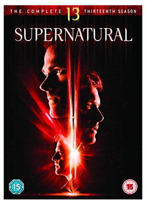 Supernatural: Season 13 [DVD] [2018] [New DVD]