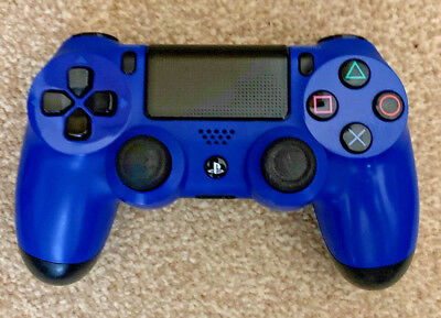 PS4 DUALSHOCK 4 WIRELESS CONTROLLER OFFICIAL No RESERVE! Exellent Condition