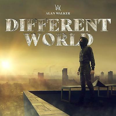 Alan Walker - Different World [CD] Electronic New & Sealed