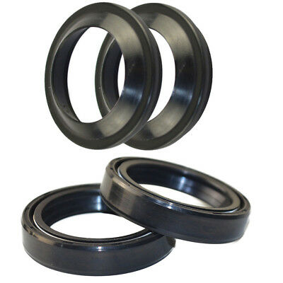 35X48X11MM Oil Dust Front Fork Oil Seals Kit for Honda CBX CB550 CB650 Magna 750