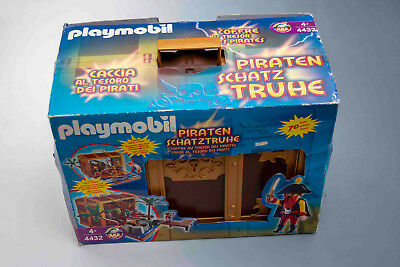 PLAYMOBIL 4432  Piraten   Schatzinsel