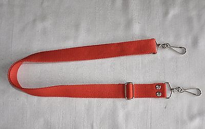 RED CLASSIC W 25mm  SHOULDER NECK STRAP  FOR DIGITAL CAMERA NEW *NC3*