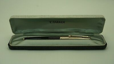Parker 65 Consort Fountain Pen With Case In Fwo