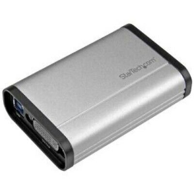 NEW STARTECH USB32DVCAPRO USB 3.0 VIDEO CAPTURE DEVICE - DVI.b.
