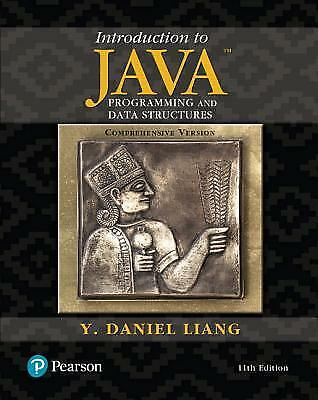[PDF] Introduction to Java Programming and Data Structures, Comprehensive 11th