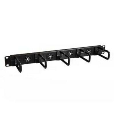 NEW STARTECH CABLMANAGERH 1U SERVER RACK CABLE MANAGEMENT PANEL.b.