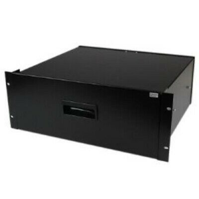 NEW STARTECH 4UDRAWER 4U STORAGE DRAWER FOR 19 RACKS/CABINETS.b.