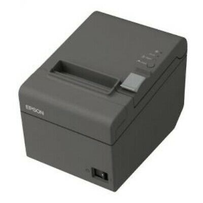 NEW EPSON C31CB10051 TM-T20 THERMAL RECEIPT PRINTER SERIAL.b.
